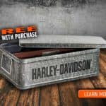 Spring 2020 Free Harley Gift with qualifying purchase