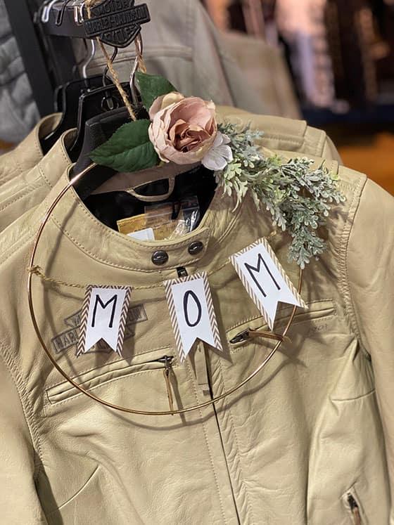Mother's Day Spring Wreath Hoop Harley Kids Crafts