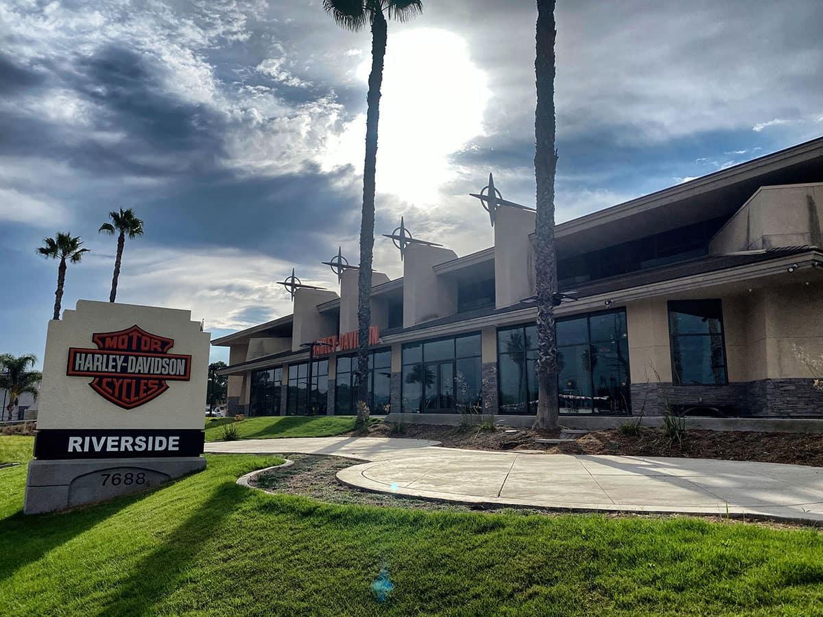 Riverside Harley-Davidson in Riverside, California named No 1 new sales volume dealership