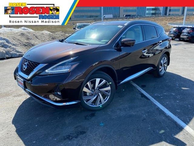 New 2021 Nissan Murano S
