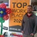 Elliot Grow Rosen Automotive Employee Spotlight