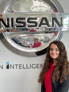 Rosen Automotive Employee Spotlight Kaile Irwin