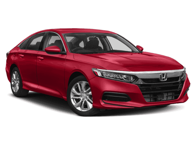 2020 Accord Sedan Continuously Variable Transmission LX Lease