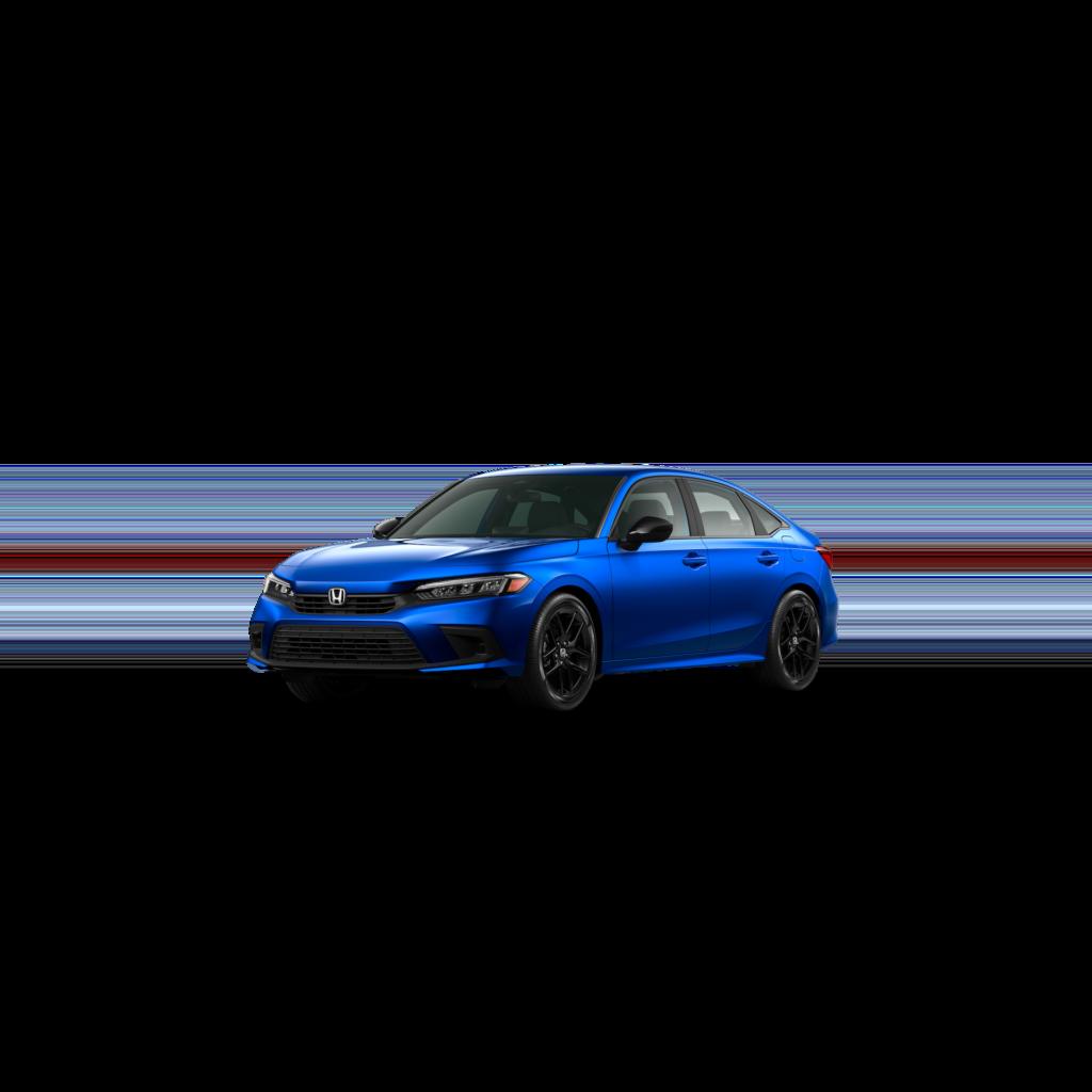 2022 Civic Sport Sedan