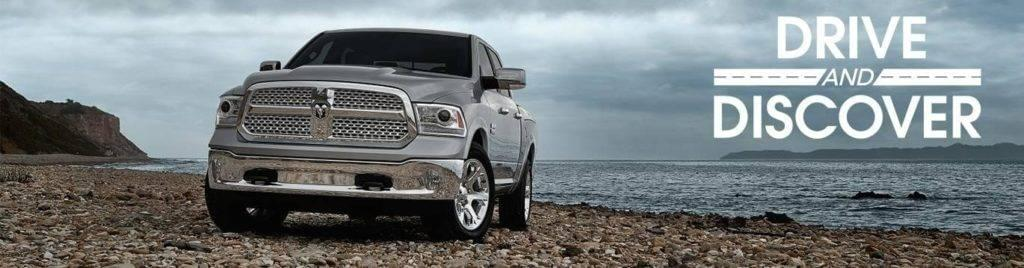 Drive and Discover Ram