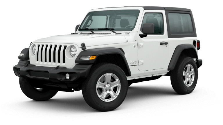 2020 Jeep Wrangler Sport S - Bright White