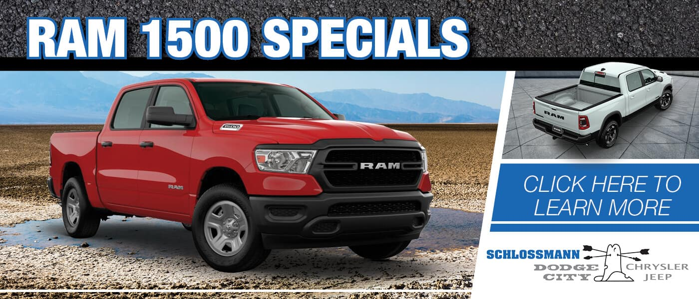 2021 Ram 1500 Special Offers