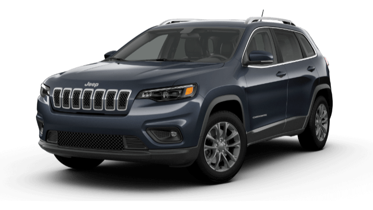 2019 Jeep Cherokee Latitude Plus - Blue Shade