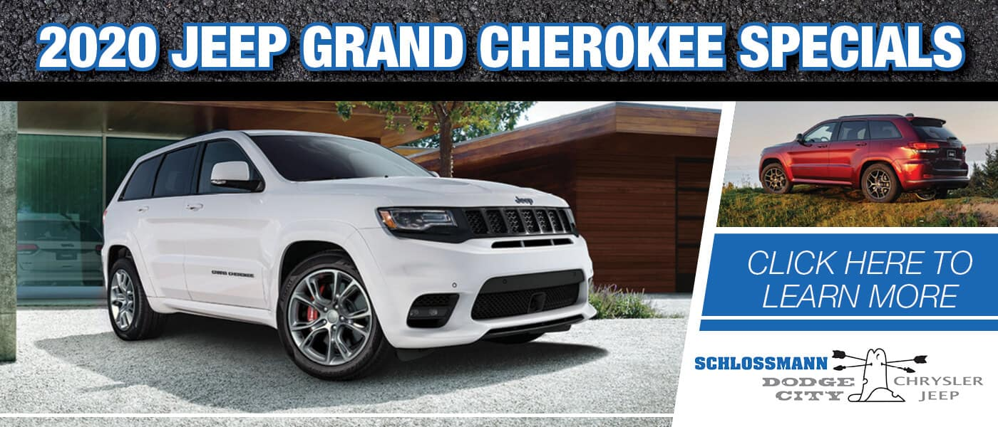 2020 Jeep Grand Cherokee Specials in Brookfield, WI
