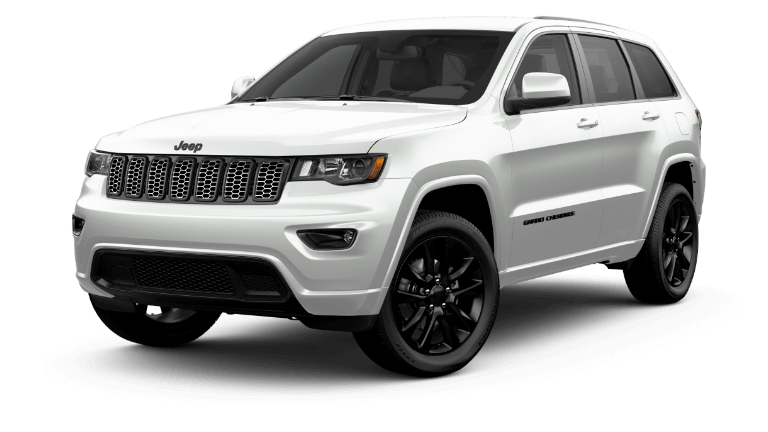 2020 Jeep Grand Cherokee Altitude - Bright White
