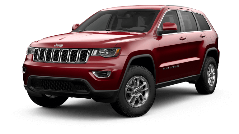 2020 Jeep Grand Cherokee Laredo - Velvet Red