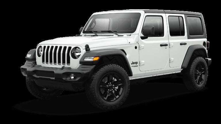 2021 Jeep Wrangler Altitude Trim