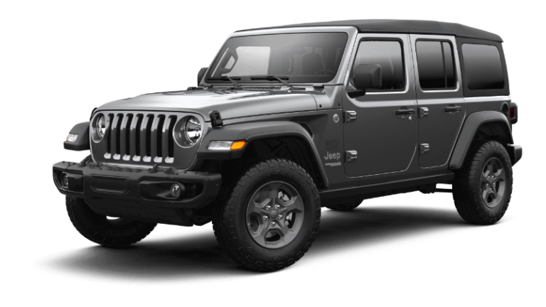 2021 Jeep Wrangler Freedom Trim