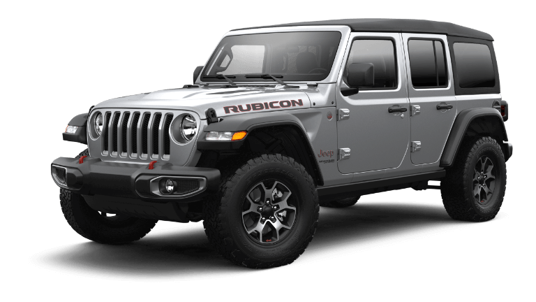 2021 Jeep Wrangler Billet Silver Color