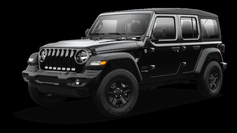 2021 Jeep Wrangler Sport Trim