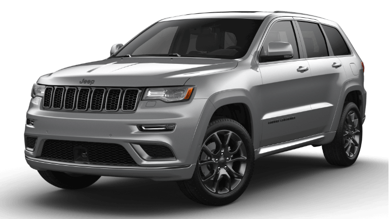2021 Jeep Grand Cherokee High Altitude Trim