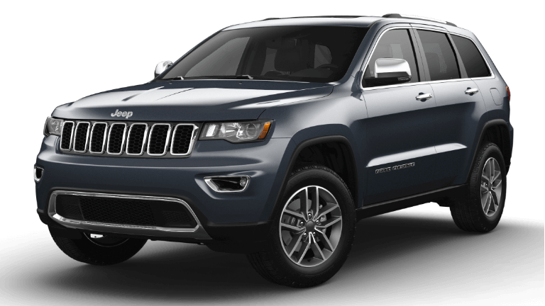 2021 Jeep Grand Cherokee Limited Trim