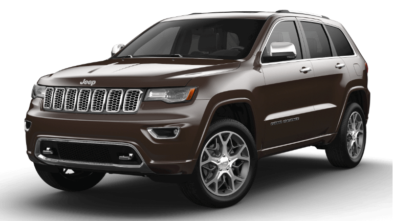 2021 Jeep Grand Cherokee Overland Trim