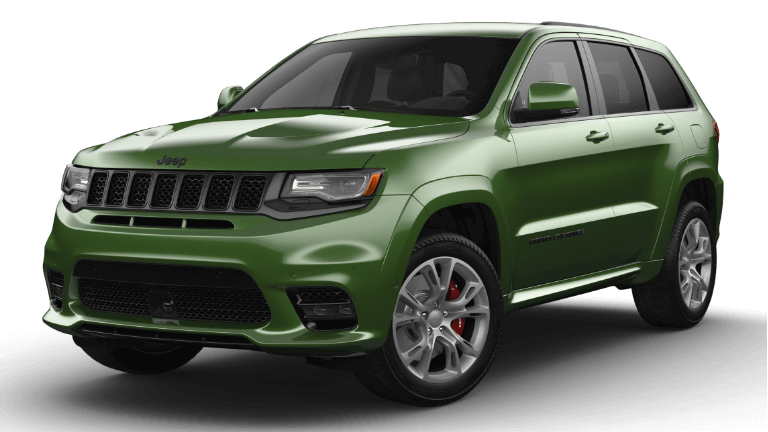 2021 Jeep Grand Cherokee SRT® Trim