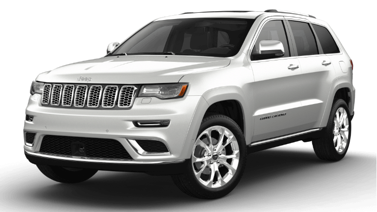 2021 Jeep Grand Cherokee Summit Trim