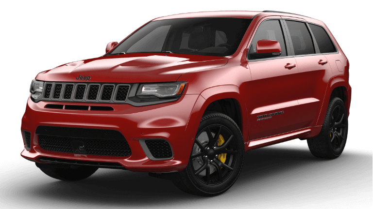 2021 Jeep Grand Cherokee Trackhawk® Trim