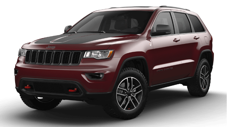 2021 Jeep Grand Cherokee Trailhawk Trim