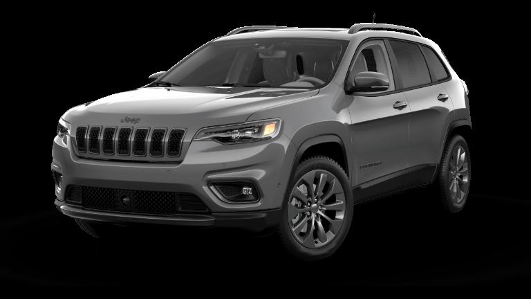 2021 Jeep Cherokee High Altitude - Billet Silver