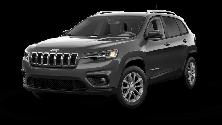 2021 Jeep Cherokee Latitude Lux - Granite
