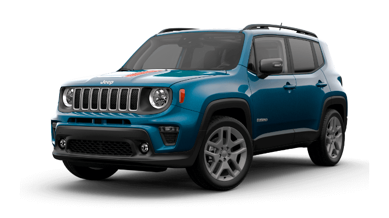 2021 Jeep Renegade Bikini Islander