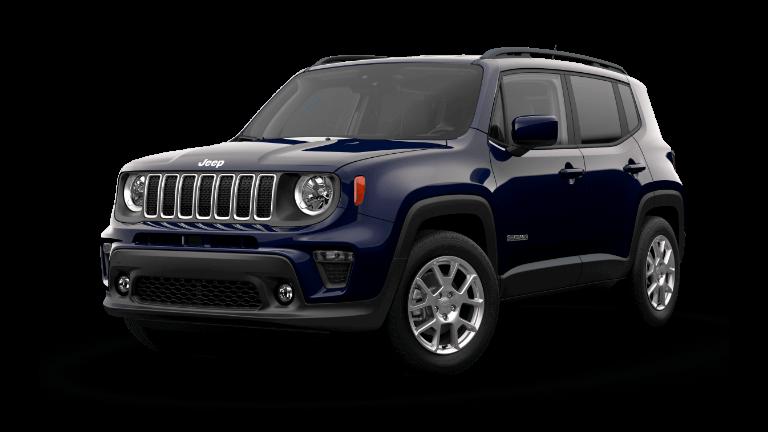 2021 Jeep Renegade Latitude Jet Set Blue