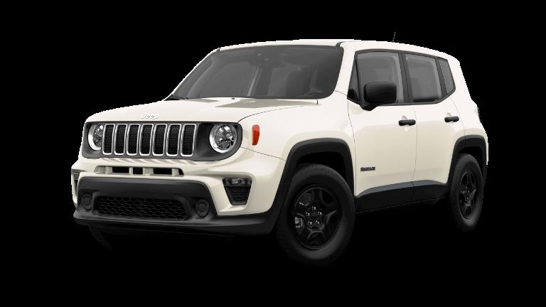 2021 Jeep Renegade Sport Alpine White