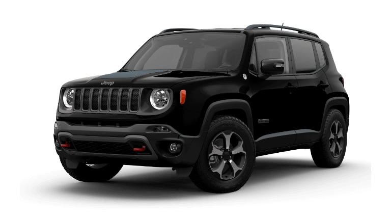 2021 Jeep Renegade Color Options
