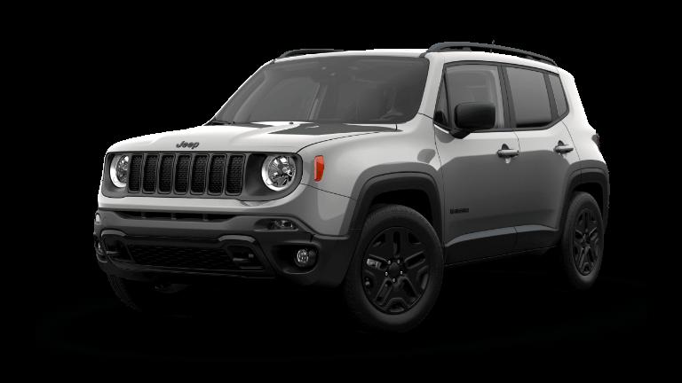 2021 Jeep Renegade Upland Glacier