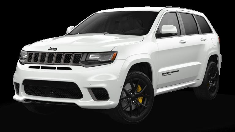 2021 Jeep Grand Cherokee Trackhawk - Bright White