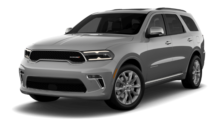2021 Dodge Durango Citadel - Destroyer Gray