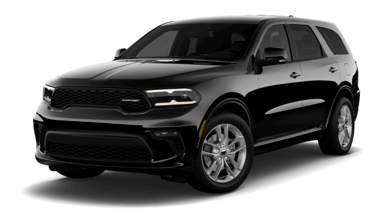 2021 Dodge Durango GT Plus - DB Black