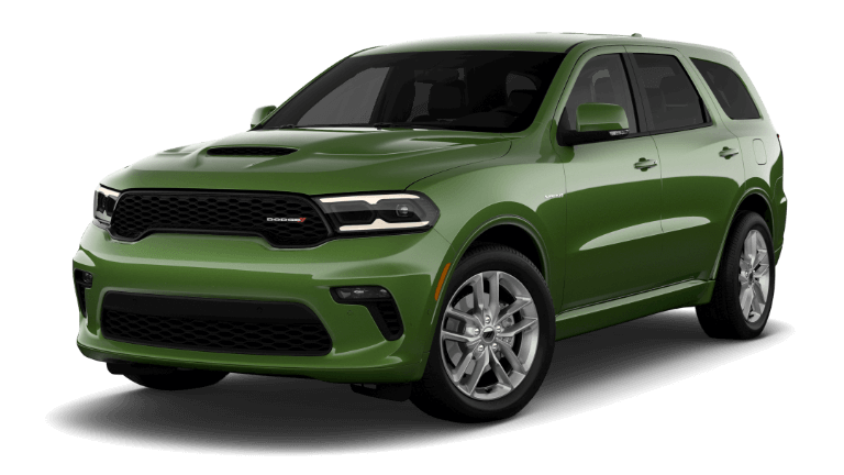 2021 Dodge Durango RT - F8 Green