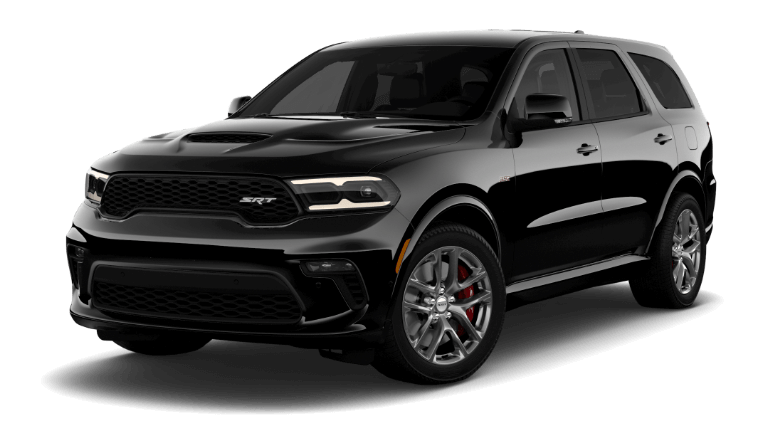 2021 Dodge Durango SRT - DB Black