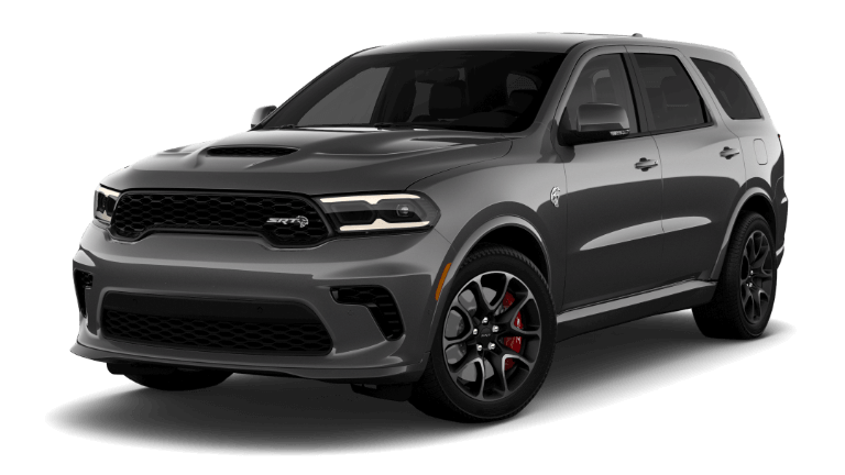 2021 Dodge Durango SRT Hellcat - Granite
