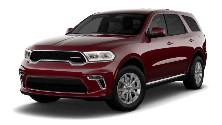 2021 Dodge Durango SXT - Octane Red