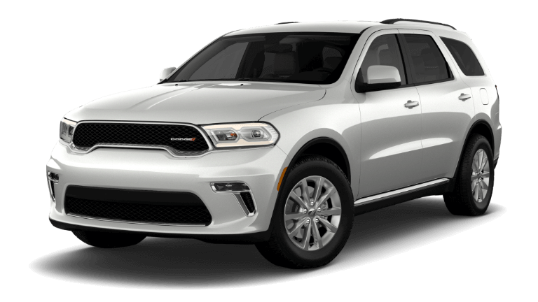 2021 Dodge Durango SXT Plus - Vice White