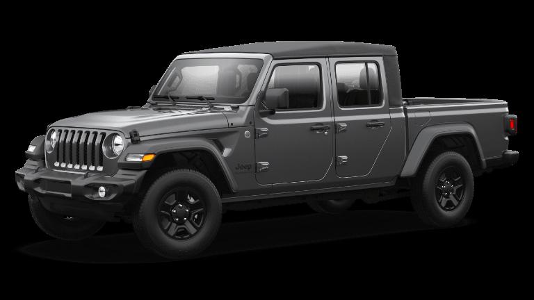 2021 Jeep Gladiator Sport in Granite Crystal
