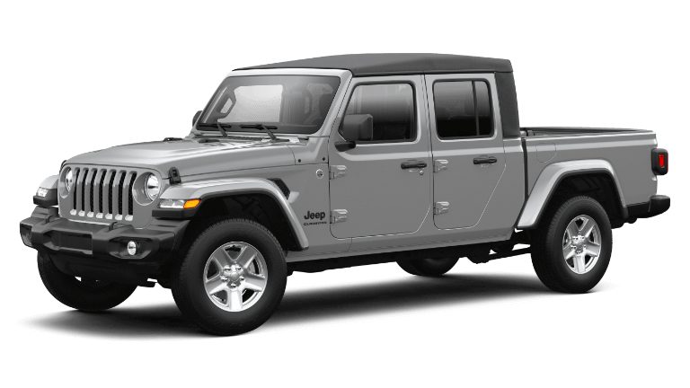 2021 Jeep Gladiator Sport S in Sting Grey