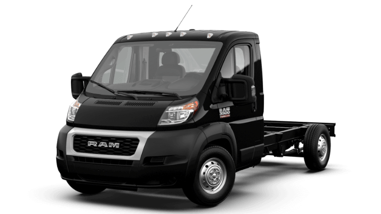 2021 Ram ProMaster Chassis