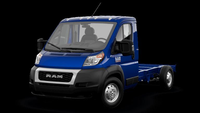 2021 Ram ProMaster Cutaway