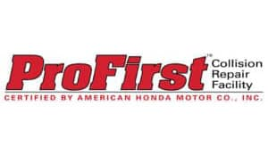 ProFirst Certified Collision Repair Facility