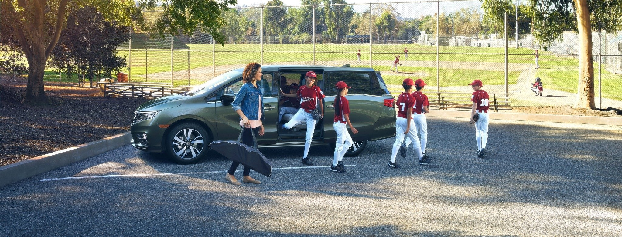 2018 Honda Odyssey baseball team - Milwaukee, WI
