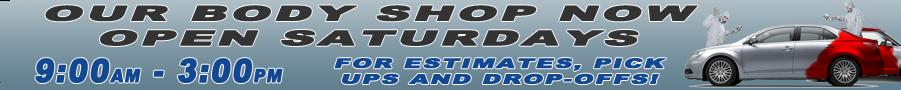 Auto repair body shop in milwaukee