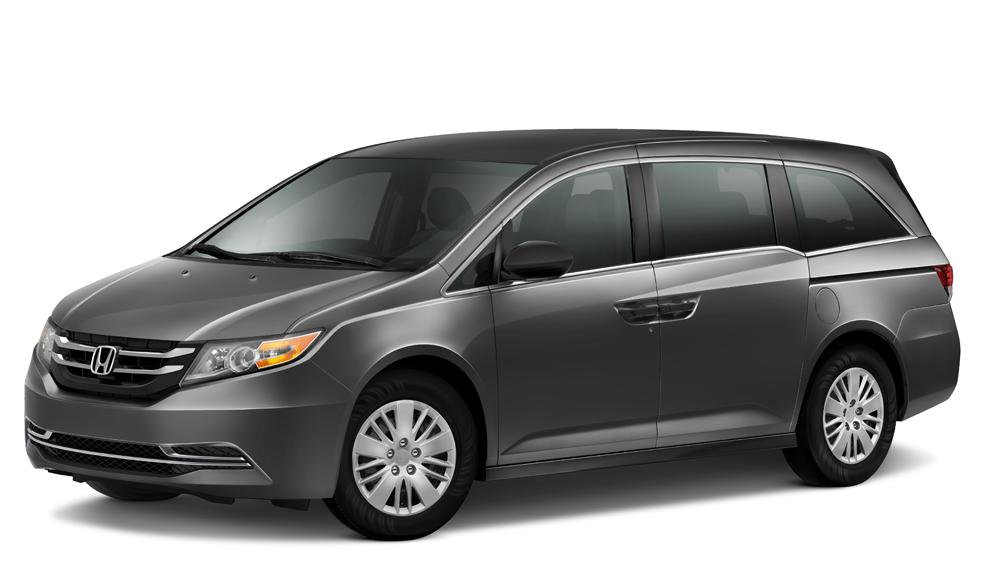 2016 Honda Odyssey For Sale at Honda City