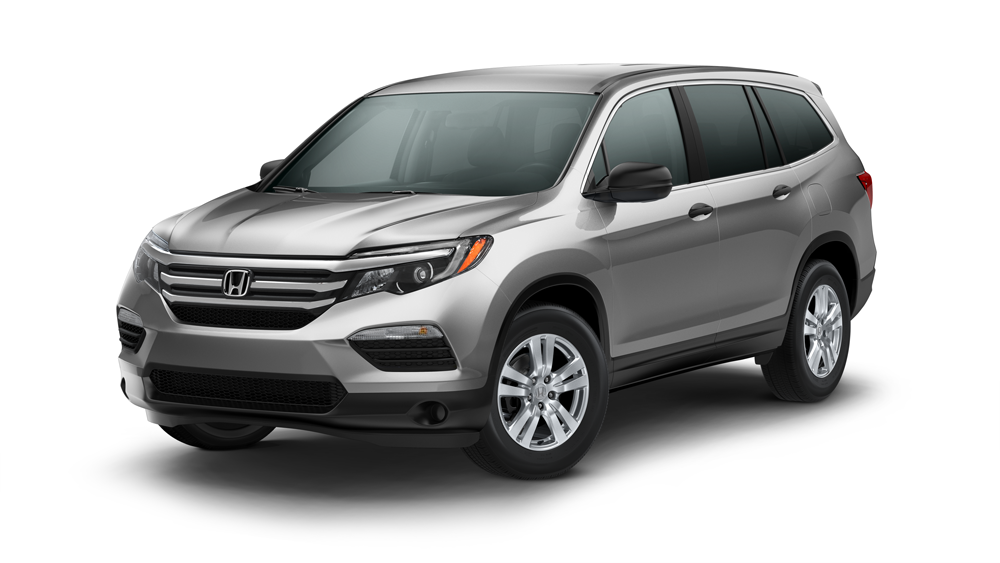 Test Drive A 2016 Honda Pilot At Honda City In Milwaukee, WI
